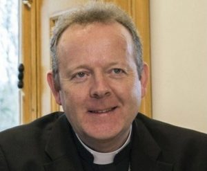 Archbishop Eamon Martin is Archbishop of Armagh and Primate of All Ireland
